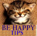 Be Happy Tips